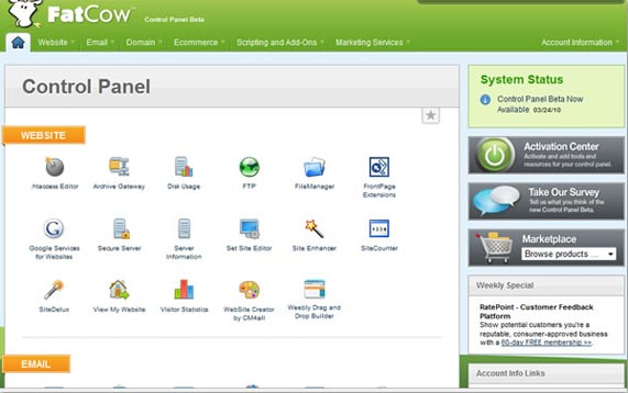 FactCow Web Hosting Review