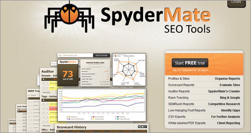 SpyderMate