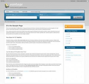 apptheme vantage review