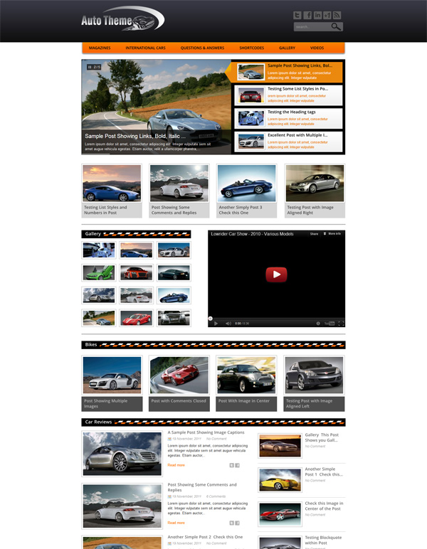 ThemesDesk Auto Q&A Theme