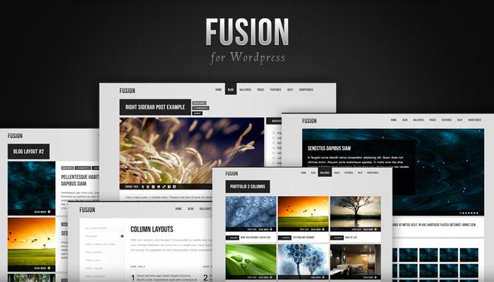 MySiteMyWay Fusion Theme