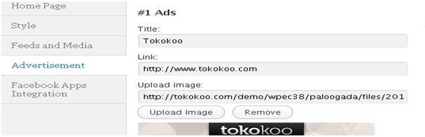 Tokokoo Parquet Theme