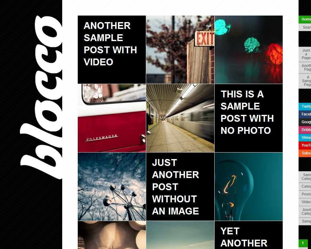 Press75 Blocco Theme
