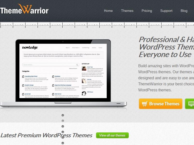 ThemeWarrior Themes