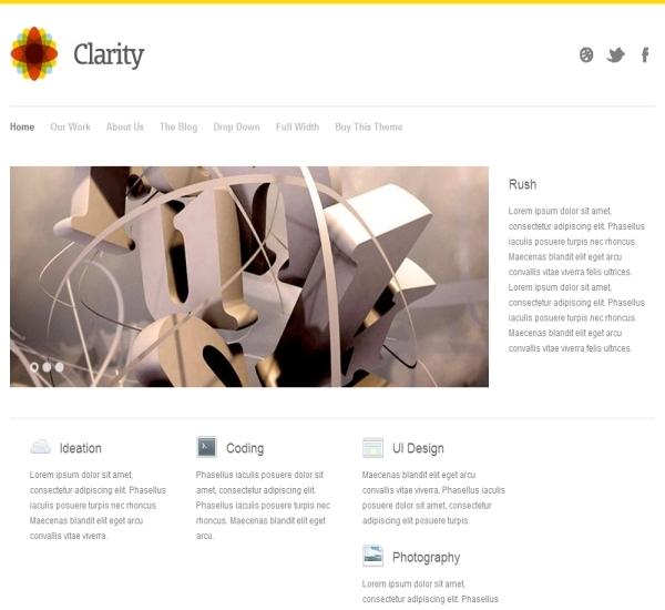 Theme Trust Clarity Theme