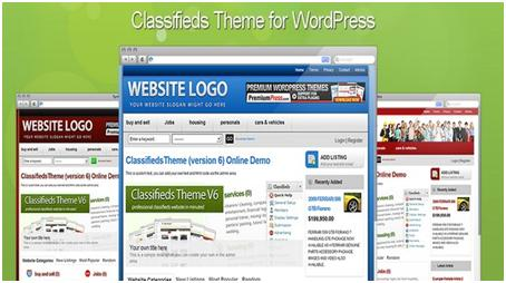 PremiumPress WordPress Classifieds Theme