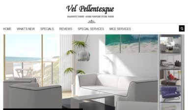 Furniture Magento Theme – Gala Decolux