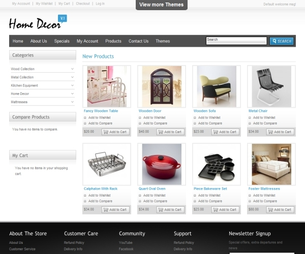 FME Extensions Home Decor Theme