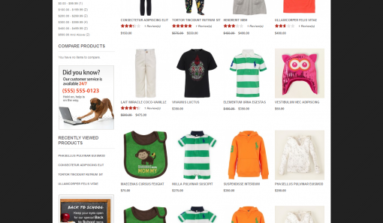 WizardThemes Fucheekids Magento Theme Review