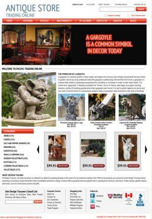 Antics Store-Premium Magento template