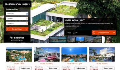 """Hotel Booking""-Magento Theme Review"
