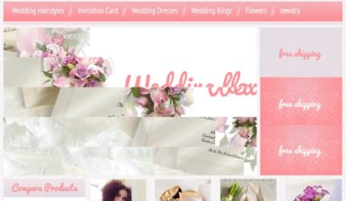 """Wedding Store""Magento Template Review"