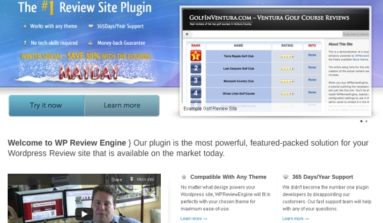 WP-Review Engine Plug-In Review-A Premium Plugin for creating review sites
