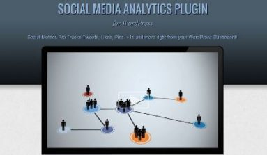 Social Metrics Pro Review- A Premium WordPress Plugin for Social Media Analytics within your site