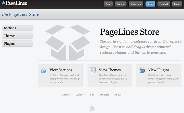 Pagelines Theme