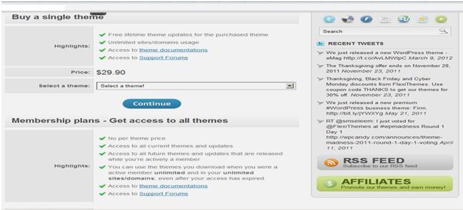 FlexiThemes iCoummunity Theme