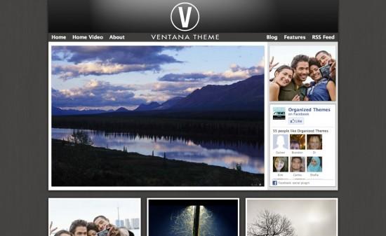 Organized Themes Ventana Theme