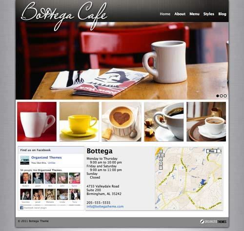 Organized Themes Bottega Theme