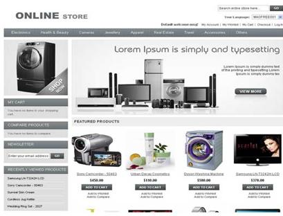 TemplateSold CleanOnline Theme
