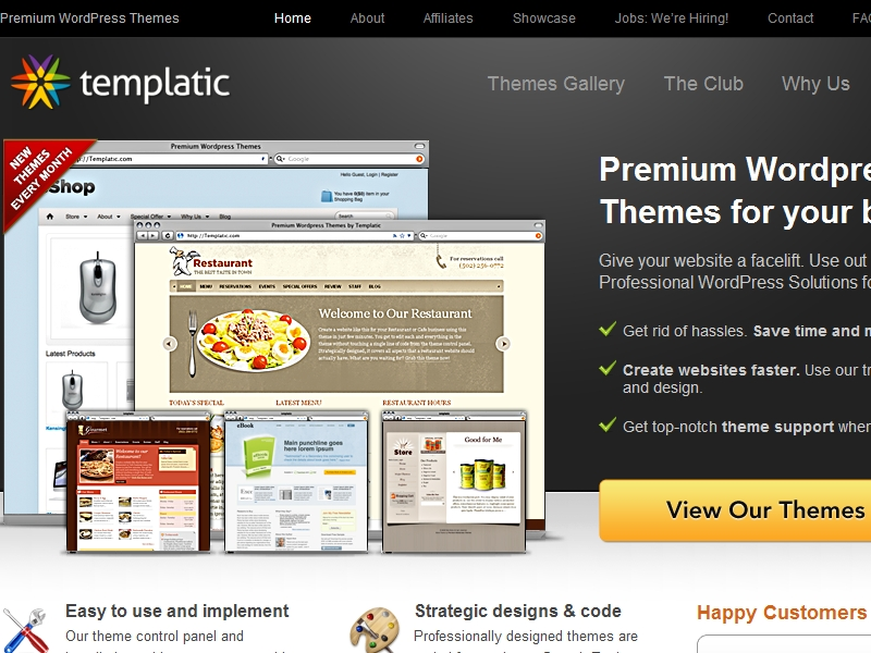Templatic Themes