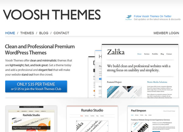 Voosh Themes Review