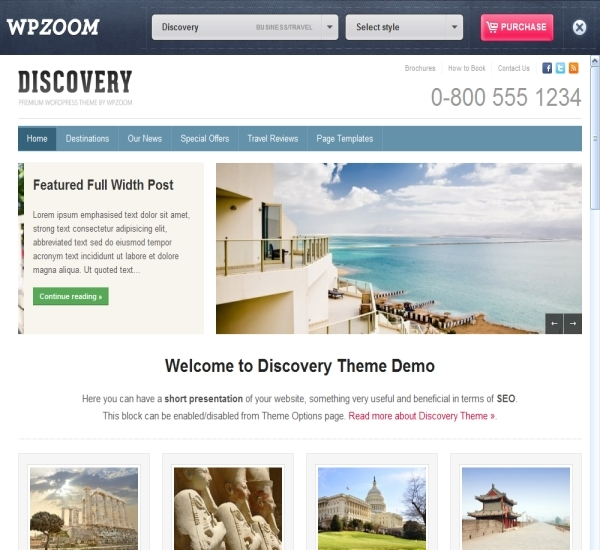 ProudThemes Discovery Theme