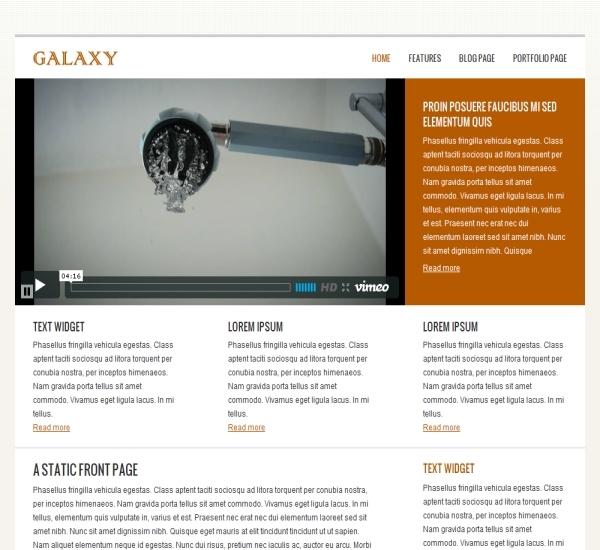 Vivathemes Galaxy Theme