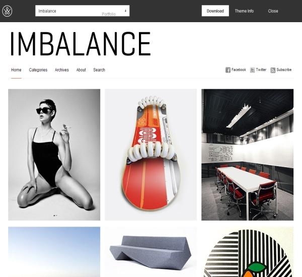 Wpshower Imbalance Theme