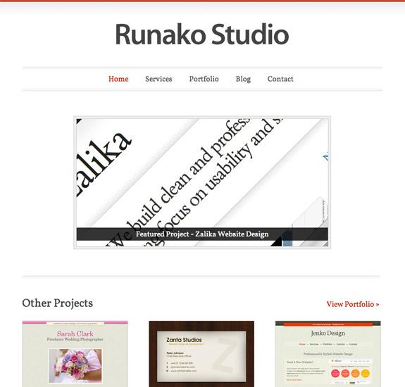 Voosh Themes Runako Theme