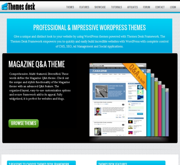 ThemesDesk WordPress Themes