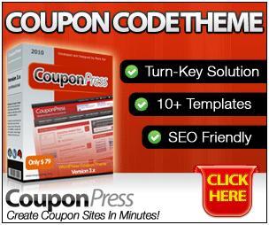 PremiumPress WordPress Coupon Theme