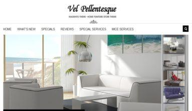 Furniture Magento Theme – Gala Decolux