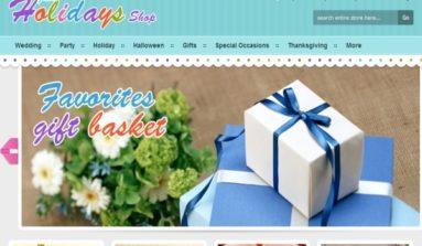 Holidays Magento Theme – Gala Santa