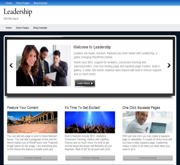 ImPower Themes Leadership Theme