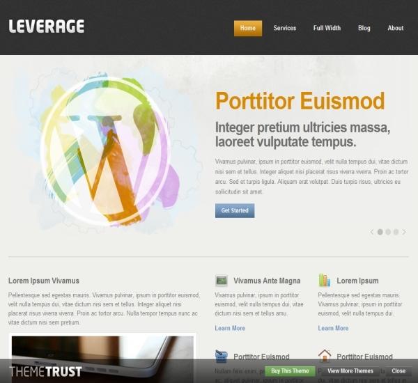 Theme Trust Leverage Theme