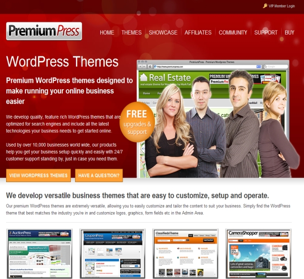 PremiumPress WordPress Themes