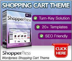 PremiumPress WordPress Shopping Cart Theme
