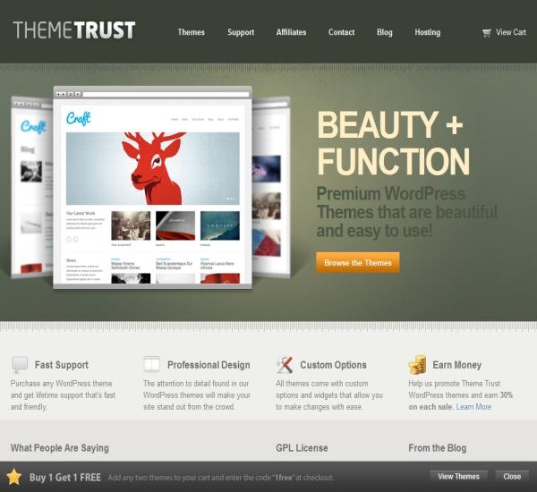 Theme Trust WordPress Themes