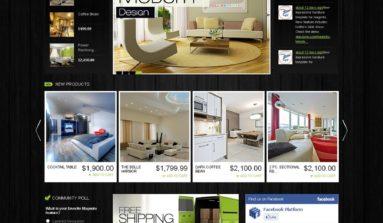 Algoznone Furniture Store Magento Template Review