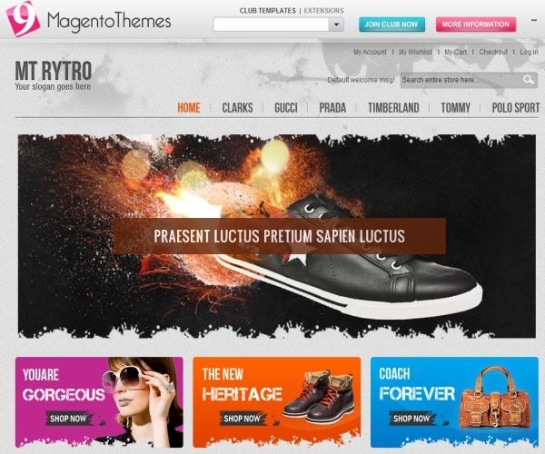 MT Rytro Magento Theme