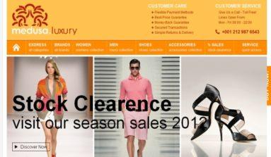 Exdress-Medusa Luxury Fashion Store Magento Theme Review