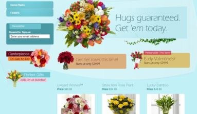 FlowerShop-Premium Magento theme for online florists and gift shops