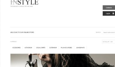 In Style Premium Magento Theme Review