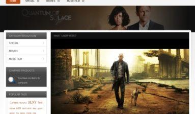JoomlArt JM Tube Magento Theme Review