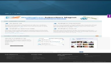 Subscribers Magnet Plugin Review-A Premium WordPress plug-in by Max Blog Press