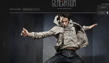 """Next Generation"" Magento Theme Review"