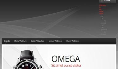 Watches Premium Magento Theme Review